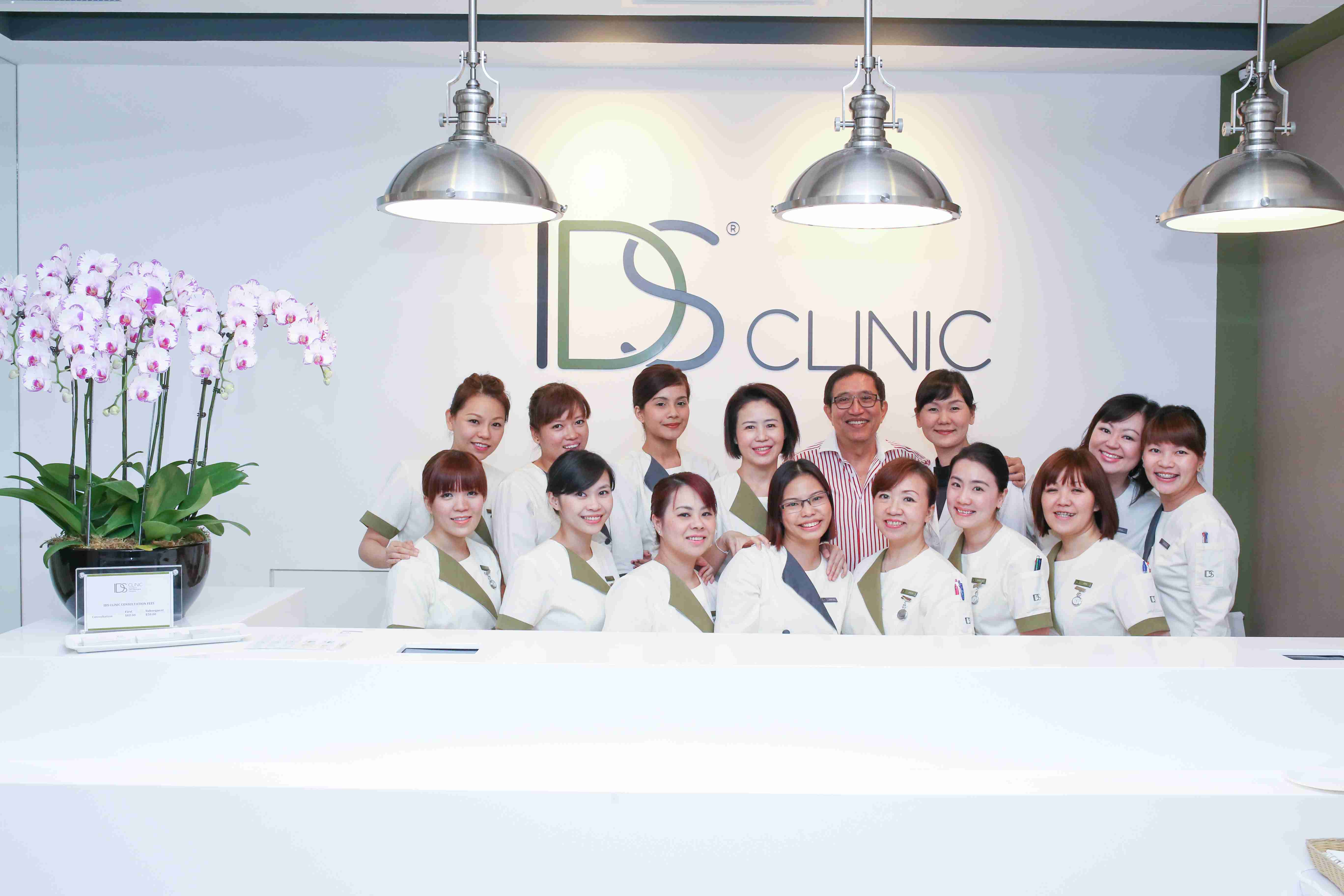 IDS Clinic - Media Launch Event (2014)