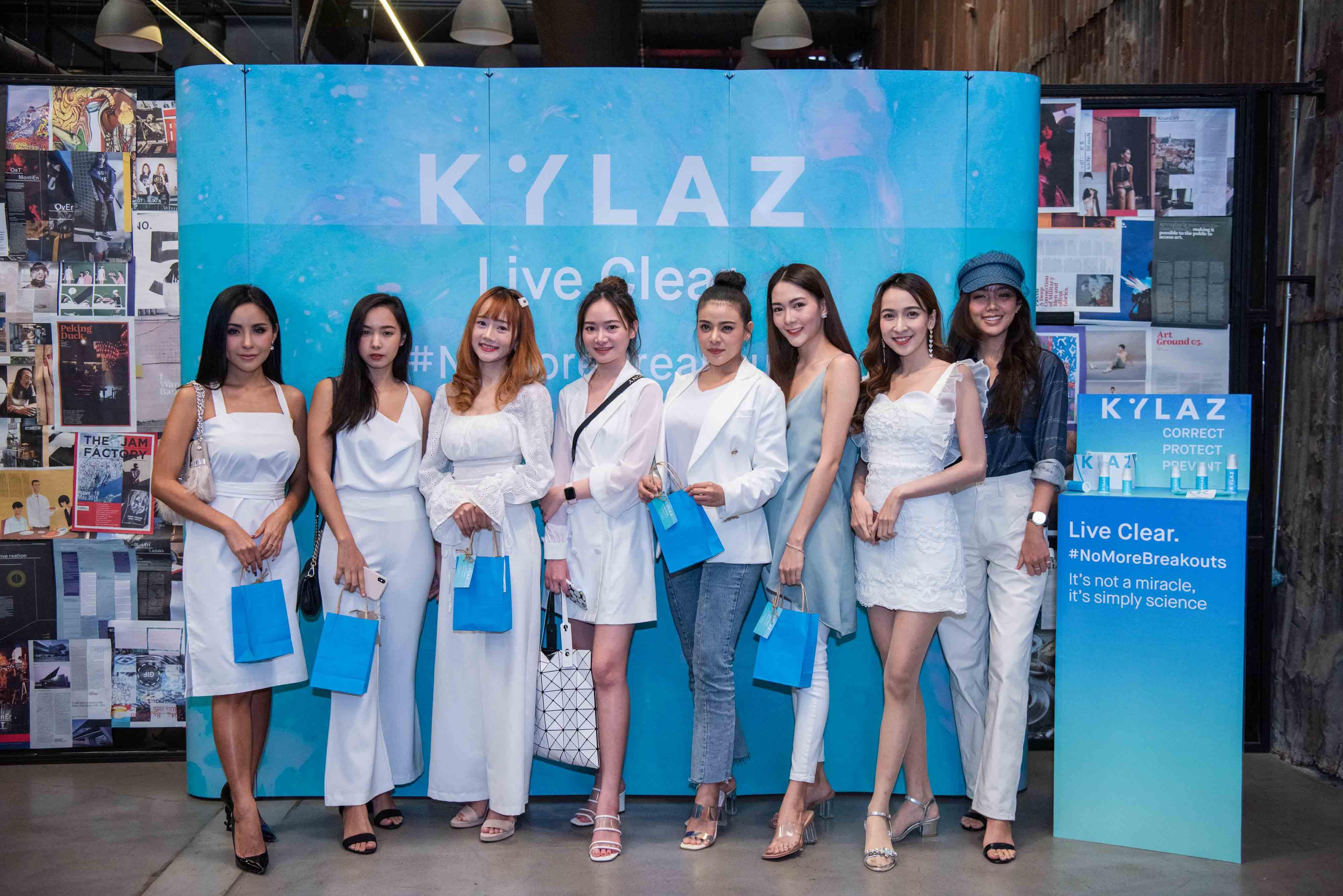 Kylaz Launch
